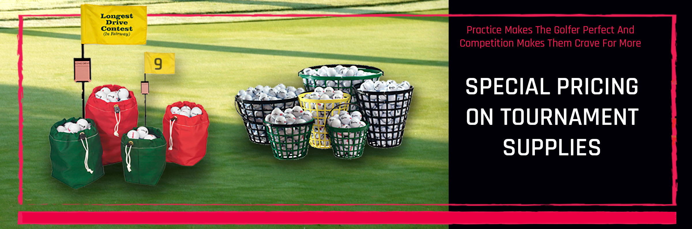 golf-basteks-bags-crates-flags