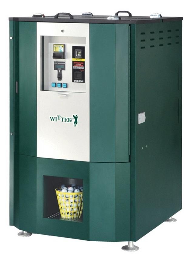 Wittek Golf Ball Dispensers