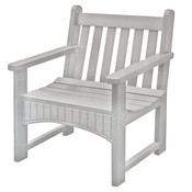 2' Heritage Chair White