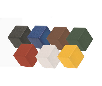 Cube Tee Marker Colors