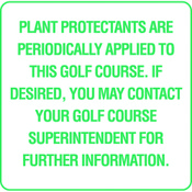 Plant Protectants Are Applied