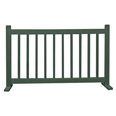 6' Barrier W/T Feet Green