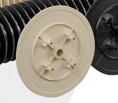Plastic Ball Picker Disc - White