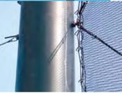 System II Rope Bordered Custom Barr