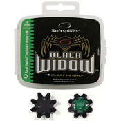SoftSpikes Black Widow Golf Cleats
