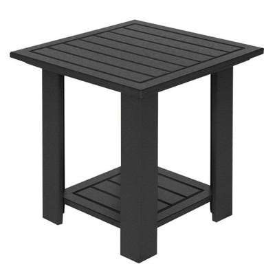 Adirondack End Table Black