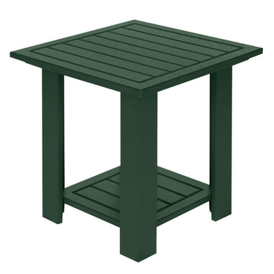 Adirondack End Table Green