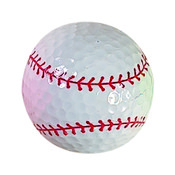 BASEBALL NOVELTY GOLFBALL