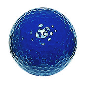 "Blue ""Floater"" Mini Golf Balls"