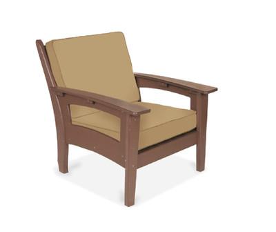 Cafe Arm Chair