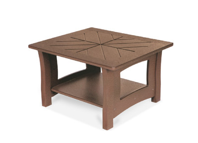 Cafe End Table
