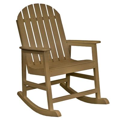 Cape Cod Rocker Chair Driftwood