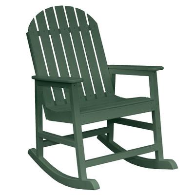 Cape Cod Rocker Chair Green