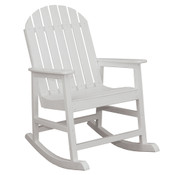 Cape Cod Rocker Chair White