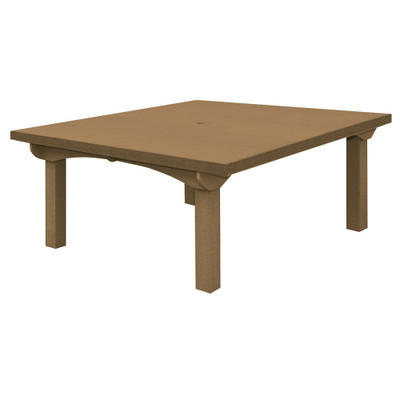 """Cape Cod Square Dining Table 60""""DRT"""