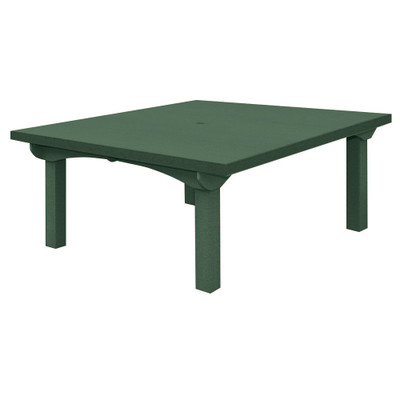 """Cape Cod Square Dining Table 60""""GRN"""