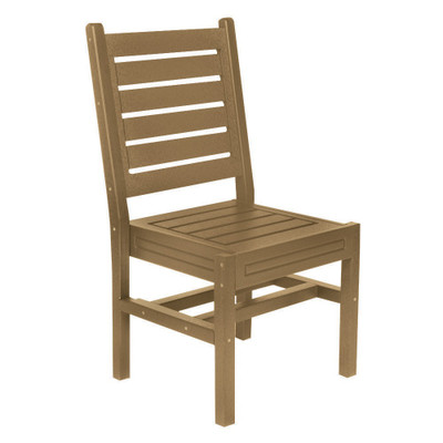 Cape Code Stackable Chair Driftwood
