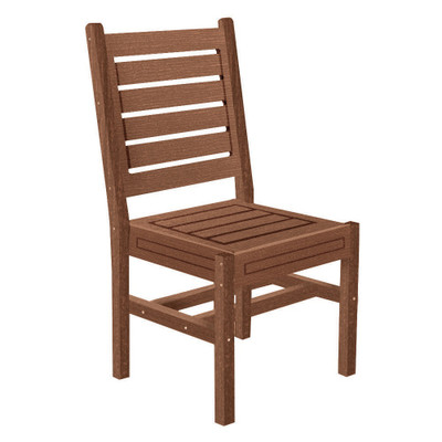 Cape Code Stackable Chair Walnut