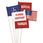 "Cart ID Flags (6"" x 8"")"