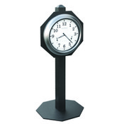 Deluxe Clock-On Post