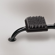 Console Mount With Brush