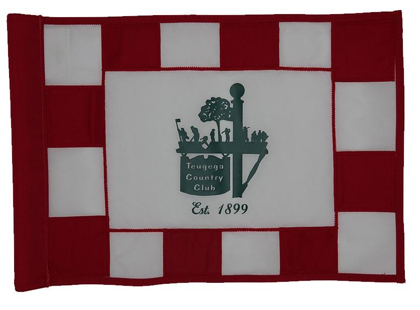 Indiana Golf Flag