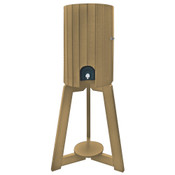 Deluxe Tripod Water Station DRTWood