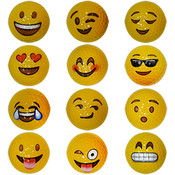 Emoji Novelty Golf Balls