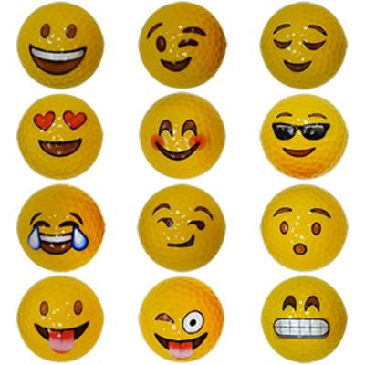 Emoji Novelty Golf Balls 2