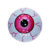 EYE BALL NOVELTY GOLFBALL