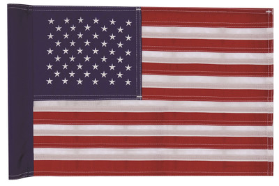 14x20 Embroidered American Flag