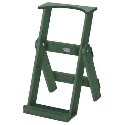 Folding Bag Stand Green