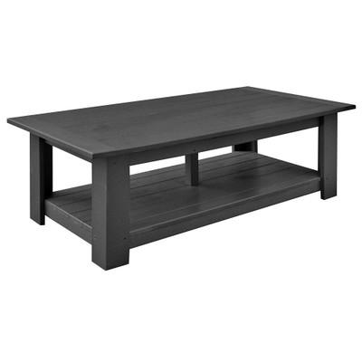 Heritage Coffee Table Black