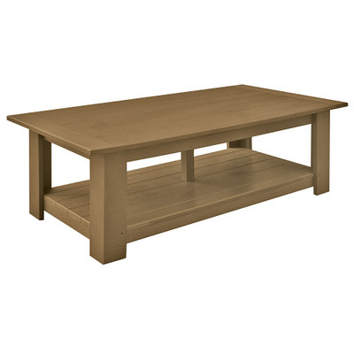 Heritage Coffee Table Driftwood