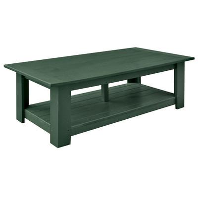 Heritage Coffee Table Green