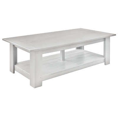Heritage Coffee Table White