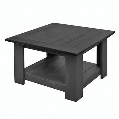 Heritage End Table Black