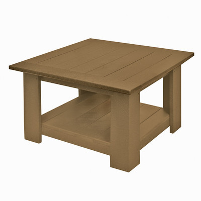 Heritage End Table Driftwood