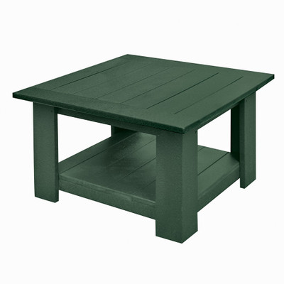Heritage End Table Green