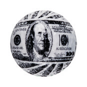 MONEY NOVELTY GOLFBALL