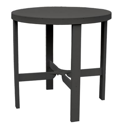 Huntington High Top Table Black