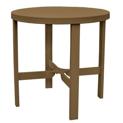 Huntington High Top Table Driftwood