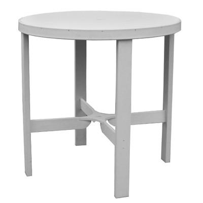 Huntington High Top Table White