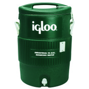 Hunter Green 10 Gallon Igloo Cooler