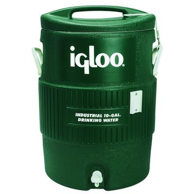 Hunter Green 10 Gallon Igloo Cooler