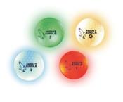 Impact Activated Range Balls