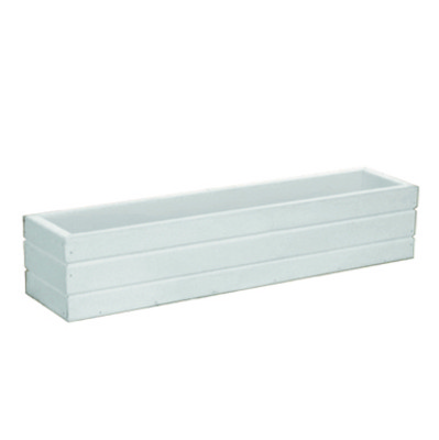 Large Recycled Plastic Planter Box