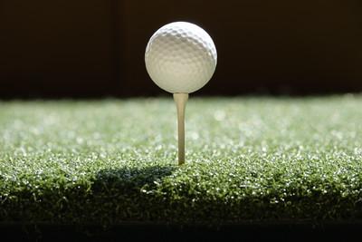 Mega Golf Mat Tee