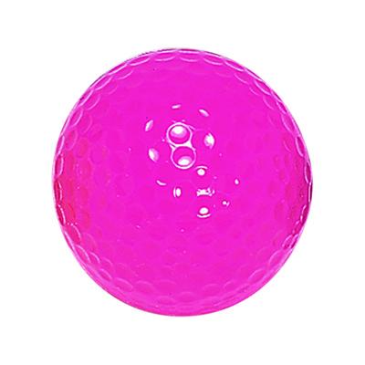 Neon Pink Mini Golf Balls