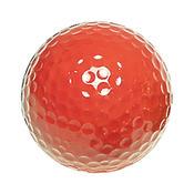 Orange Mini Golf Balls